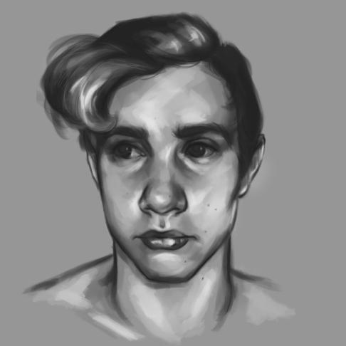 youth portrait, 2017